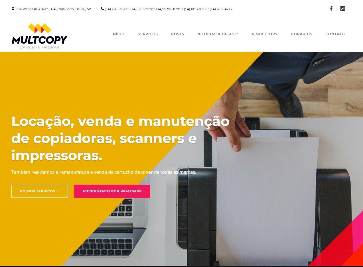 Multicopy Copiadoras e Impressoras