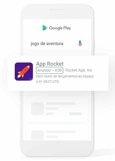 campanha para apps google ads