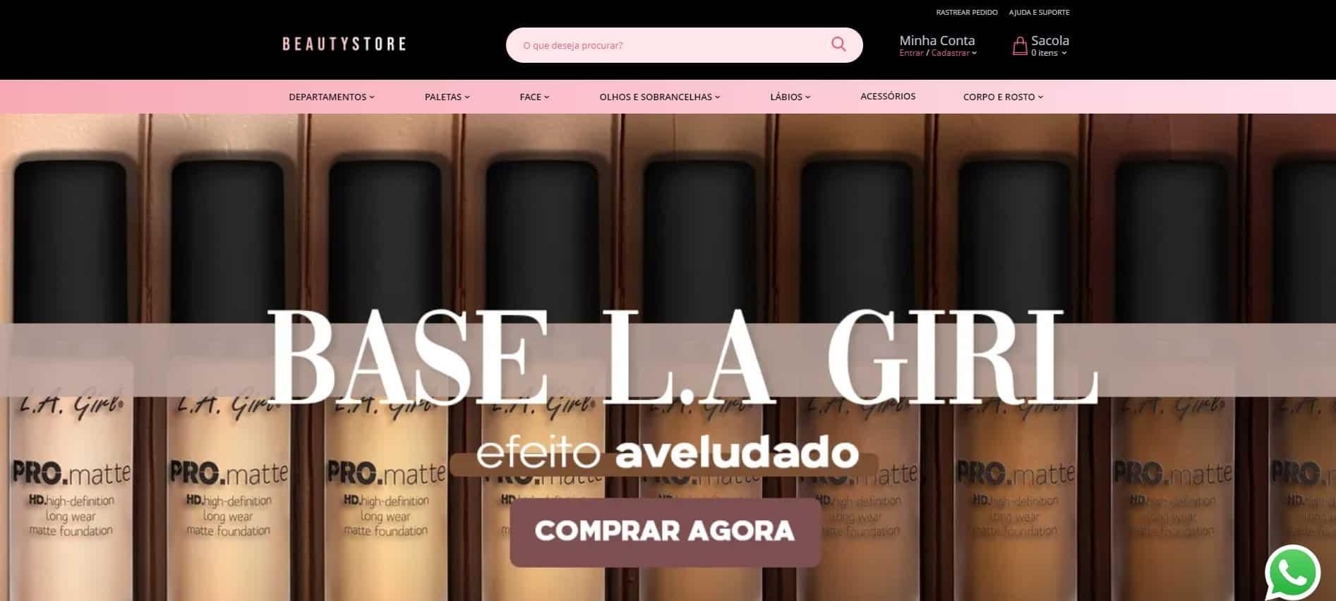 Beauty Store MS