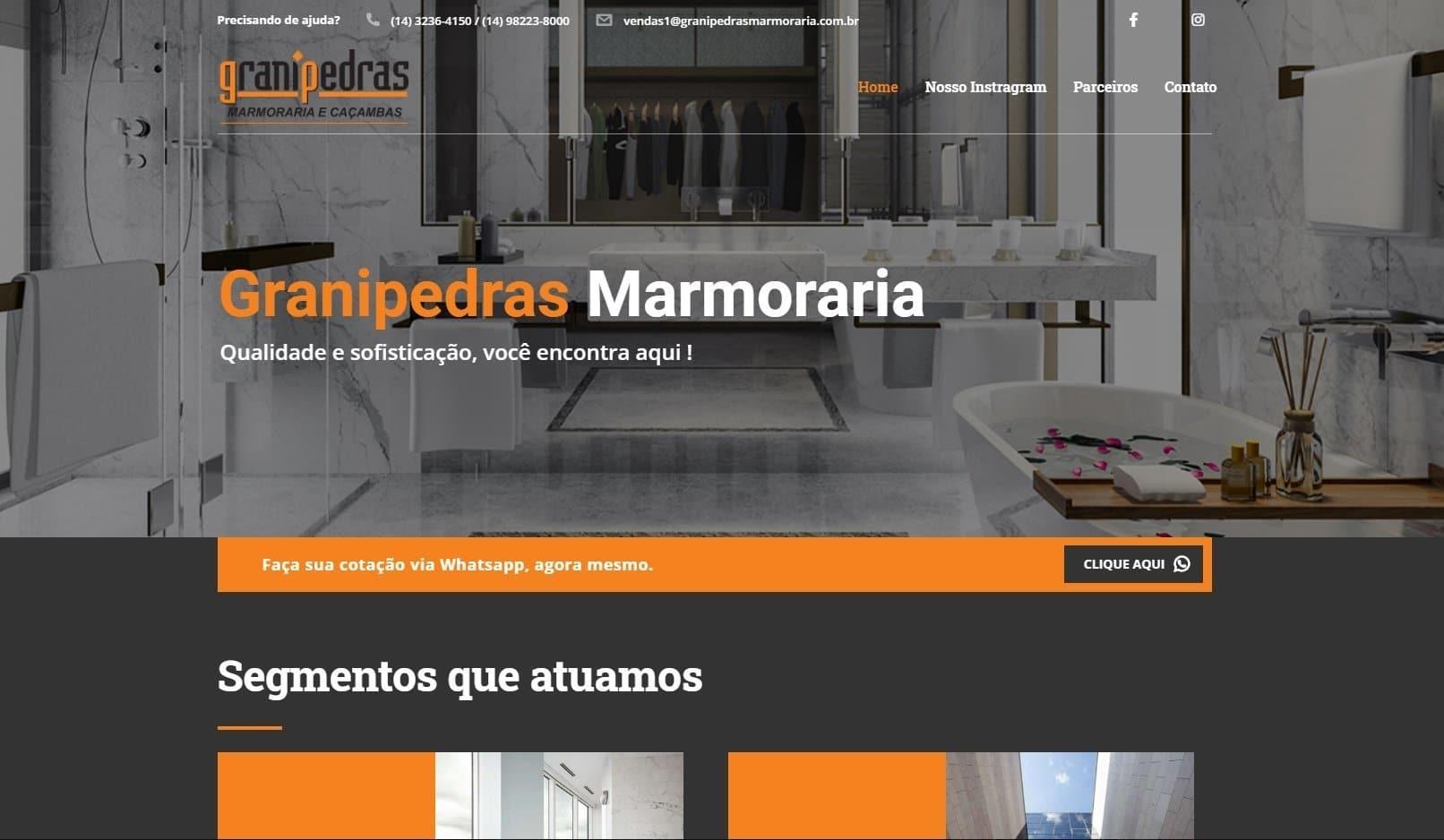 granipedras marmoraria
