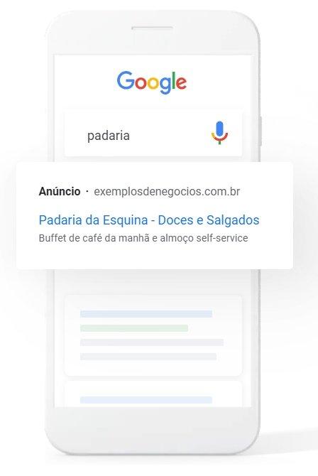 links patrocinados google ads